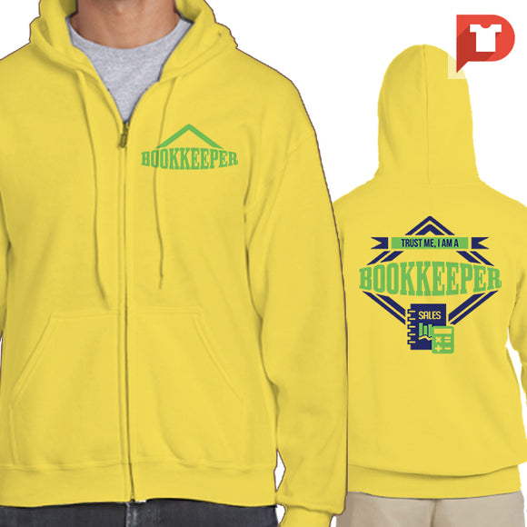 Bookkeeper V.PA Jacket