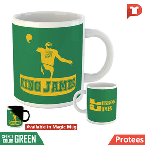 Lebron James V.X8 Mug