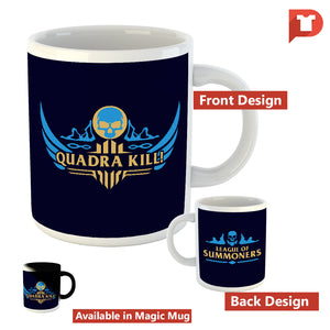 League of Legends V.CI Mug
