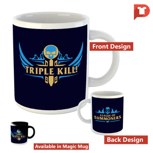 League of Legends V.CG Mug