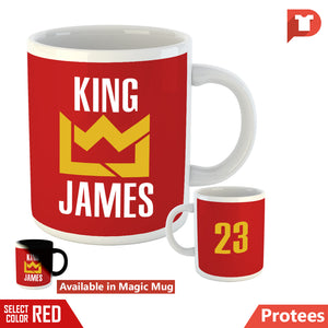 Lebron James V.X6 Mug