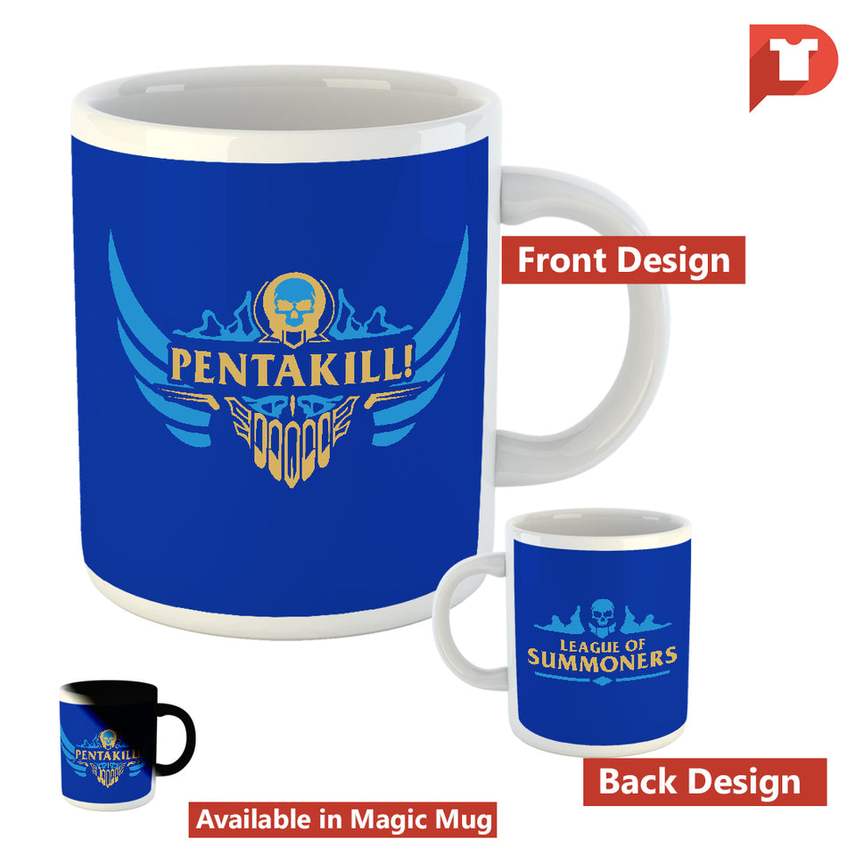 League of Legends V.CK Mug