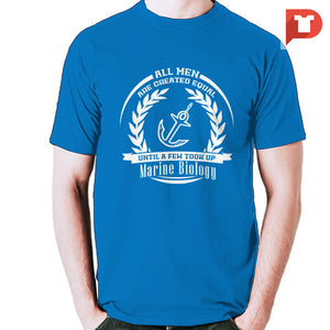 Marine Biology V.54 Cotton Tee