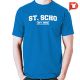 ST. SCHO V.21 Cotton Tee