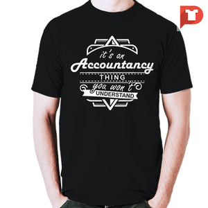 Accountancy V.52 Tee