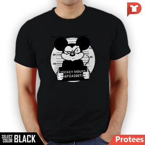 Mickey Mouse V.B7 Cotton Tee