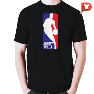 Jerry West V.F3 Tee