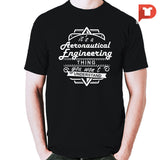 Aeronautical Engineering V.22 Tees