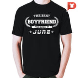 BOYFRIEND V.M6 Cotton Tee