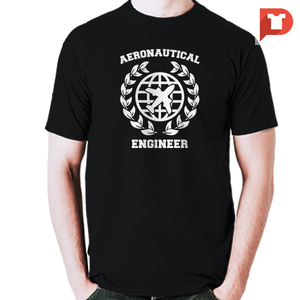 Aeronautical Engineer V.01 Tee