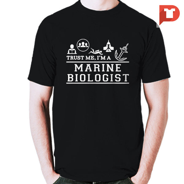 Marine Biology V.40 Cotton Tee