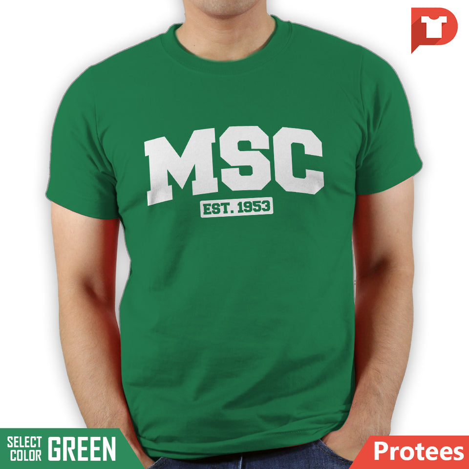 Marinduque State College V.21 Cotton Tee