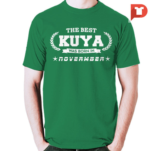 KUYA V.MB Cotton Tee