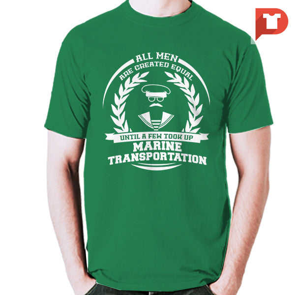 Marine Transportation V.54 Cotton Tee