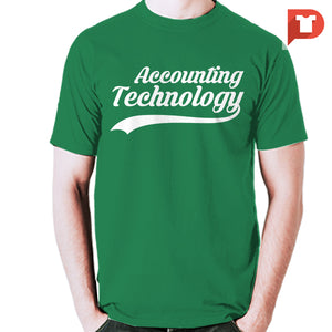 Accounting Technology V.F1 Tee