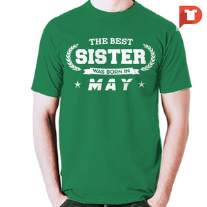 SISTER V.M5 Cotton Tee