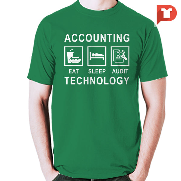 Accounting Technology V.F6 Tee