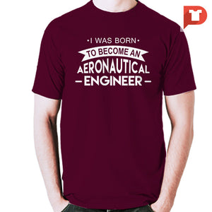 Aeronautical Engineer V.26 Tee