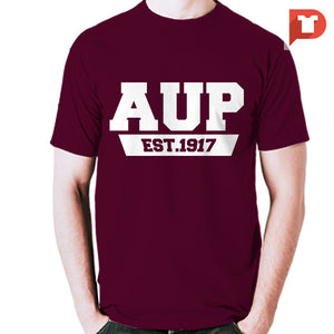 AUP V.21 Cotton Tee