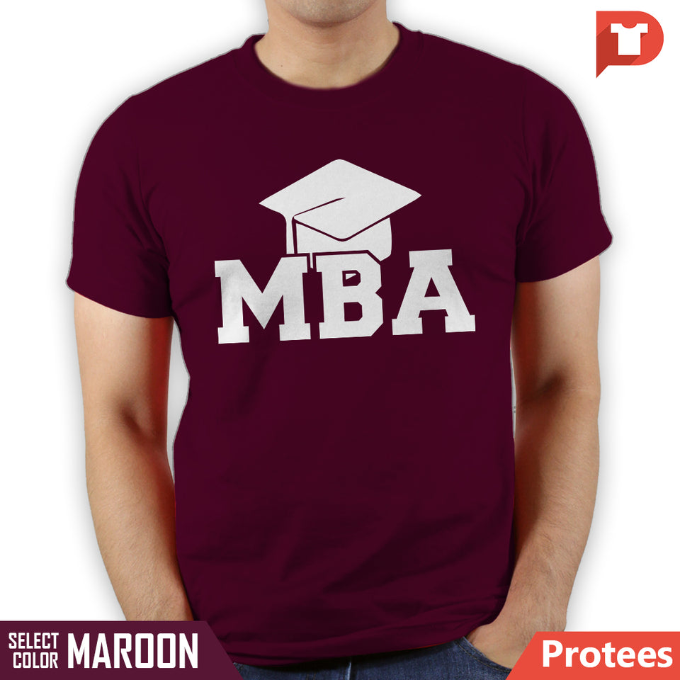 MBA V.F1 Cotton Tee