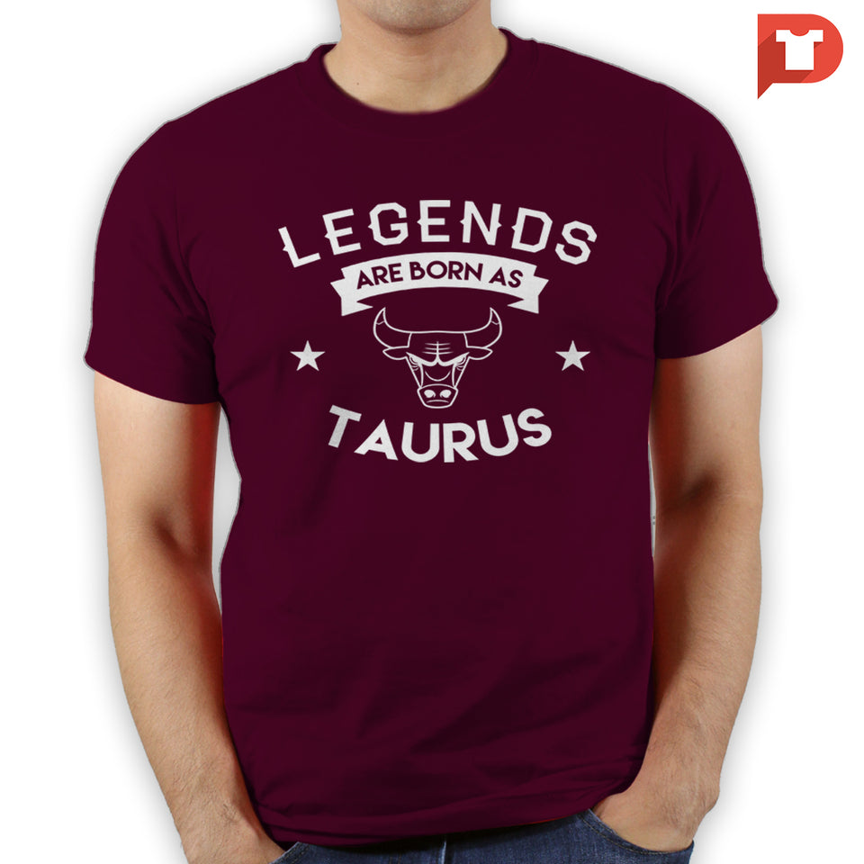 Taurus V.80 Cotton Tee