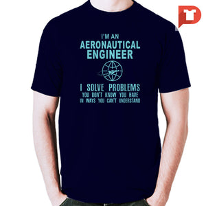 Aeronautical Engineer V.24 Tee