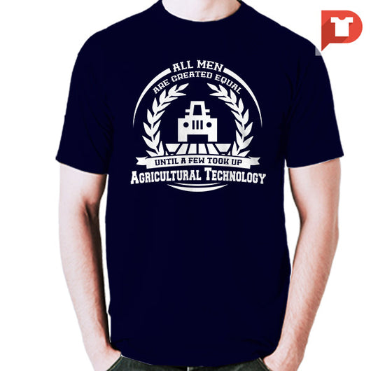 Agricultural Technology V.54 Round-neck Tee