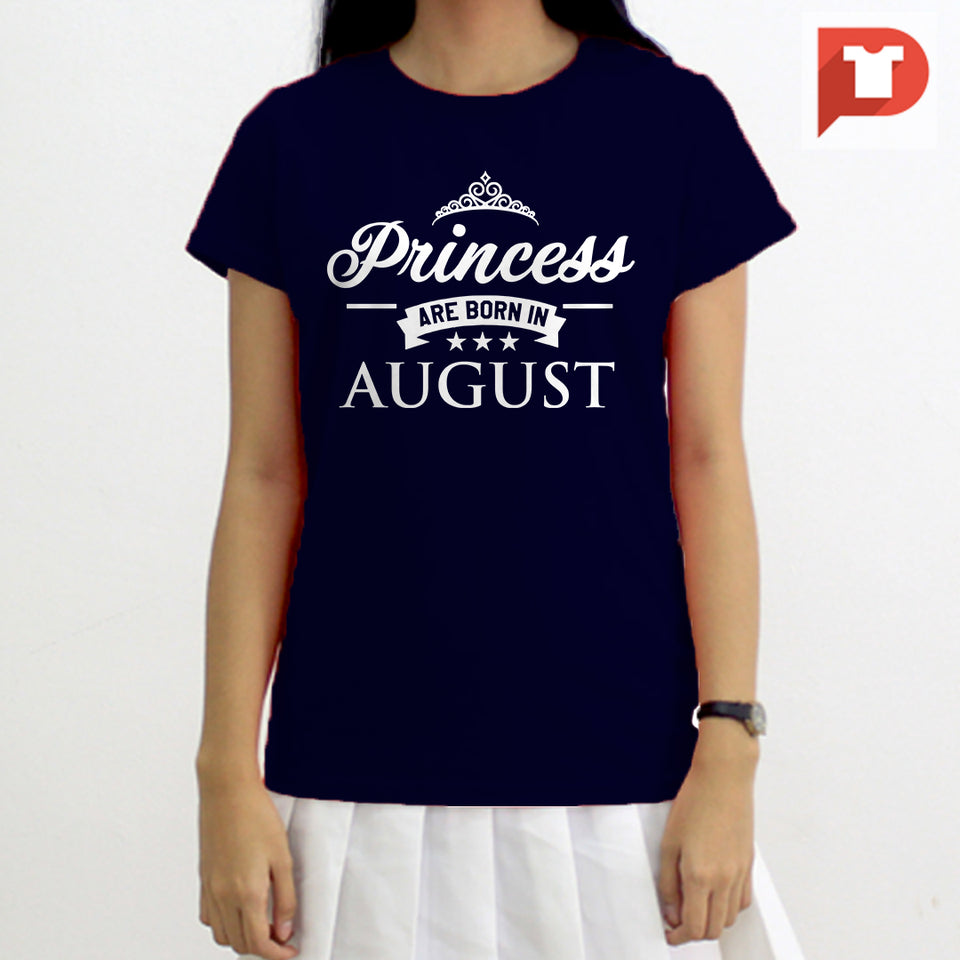 August V.84 Cotton Tee