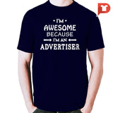 Advertiser V.25 Tees