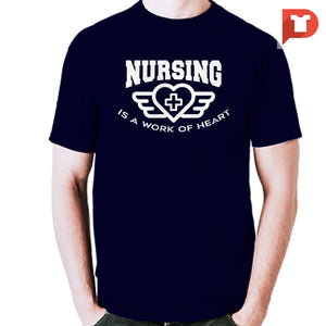 Nursing V.54 Cotton Tee