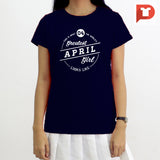 April V.86 Cotton Tee