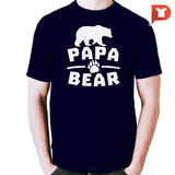 Papa Bear V.92 Cotton Tee