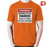 Aeronautical Engineer V.21 Tee
