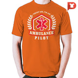 Ambulance Pilot V.P5 Tees
