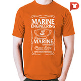 Marine Engineering V.56 Cotton Tee
