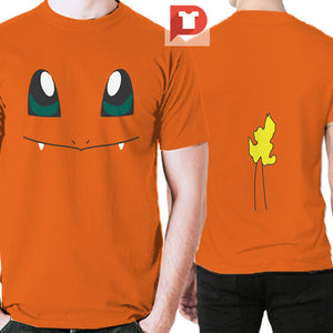 Pokemon V.03 Tee (Charmander)