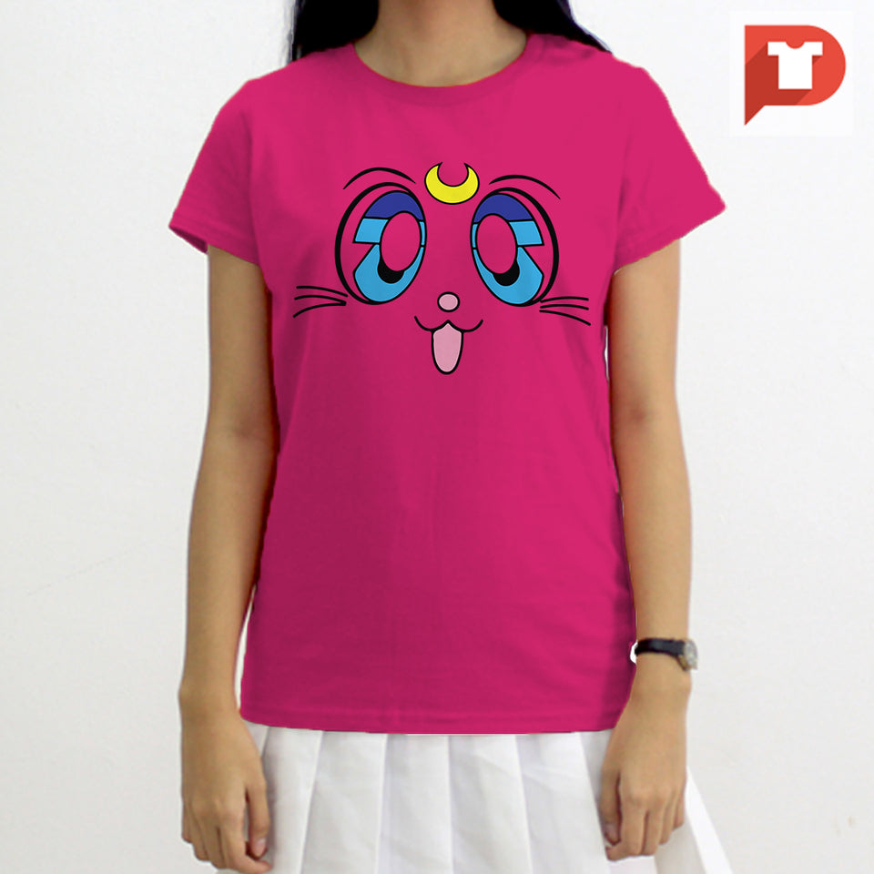 Sailor Moon V.F4 Cotton Tee