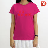 Red Velvet V.22 Cotton Tee