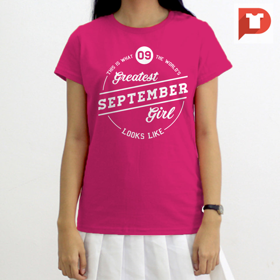 September V.86 Cotton Tee