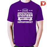 Aeronautical Engineer V.23 Tee