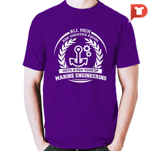 Marine Engineering V.f6 Cotton Tee
