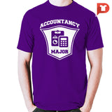 Accountancy V.F3 Tees