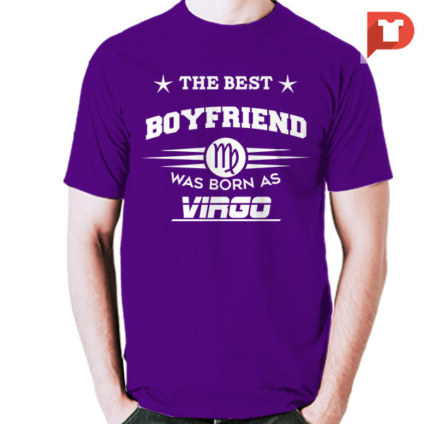 BOYFRIEND V.Z6 Cotton Tee