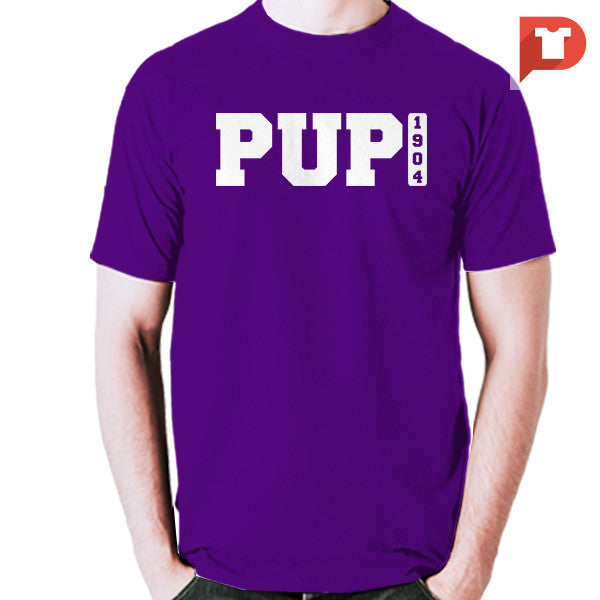 PUP V.21 Cotton Tee