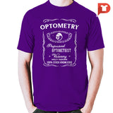 OPTOMETRY V.56 Cotton Tee