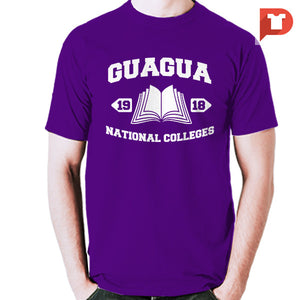 Guagua National Colleges V.38 Cotton Tee