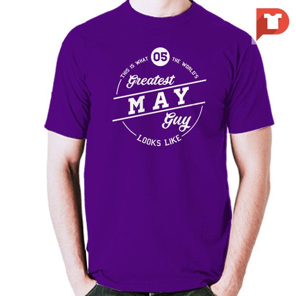 May V.87 Cotton Tee