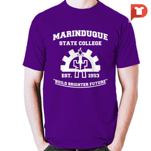 Marinduque State College V.32 Cotton Tee
