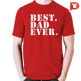 Best Dad Ever V.91 Cotton Tee