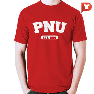 PNU V.21 Cotton Tee